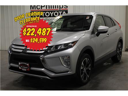2019 Mitsubishi Eclipse Cross ES (Stk: F10188) in Winnipeg - Image 1 of 26