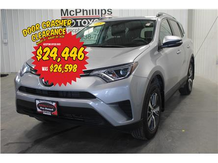 2018 Toyota RAV4 LE (Stk: S247531A) in Winnipeg - Image 1 of 25