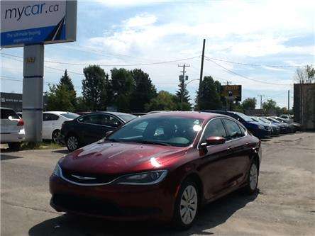 2015 Chrysler 200 LX (Stk: 200736) in Richmond - Image 1 of 17