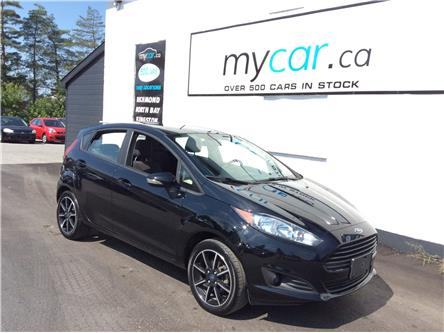 2019 Ford Fiesta SE (Stk: 200810) in Kingston - Image 1 of 21