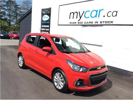 2017 Chevrolet Spark 1LT CVT (Stk: 200791) in Richmond - Image 1 of 20