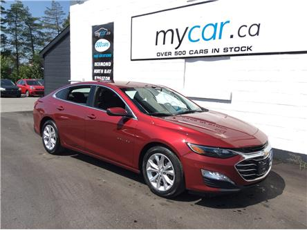 2019 Chevrolet Malibu LT (Stk: 200808) in North Bay - Image 1 of 21