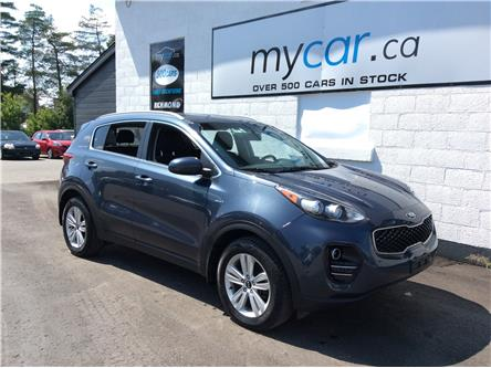 2018 Kia Sportage LX (Stk: 200816) in Richmond - Image 1 of 21