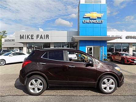 2015 Buick Encore Leather (Stk: 19398A) in Smiths Falls - Image 1 of 19
