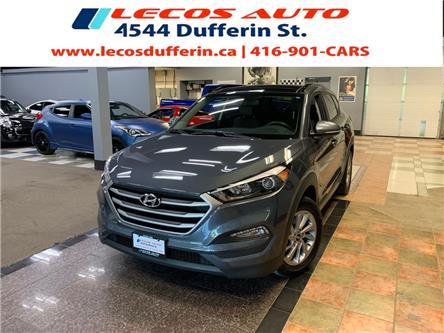 2017 Hyundai Tucson Premium (Stk: 389872) in Toronto - Image 1 of 23