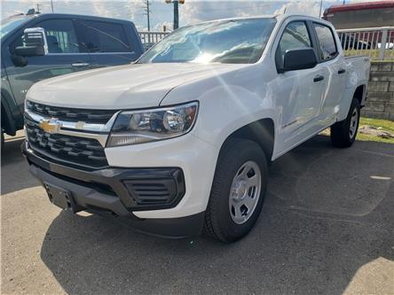 2021 Chevrolet Colorado WT (Stk: 101521) in BRAMPTON - Image 1 of 7