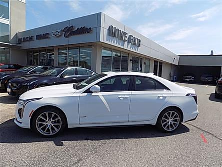 2020 Cadillac CT4 V-Series (Stk: 20322) in Smiths Falls - Image 1 of 18