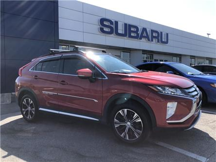 2018 Mitsubishi Eclipse Cross GT (Stk: S20370A) in Newmarket - Image 1 of 3