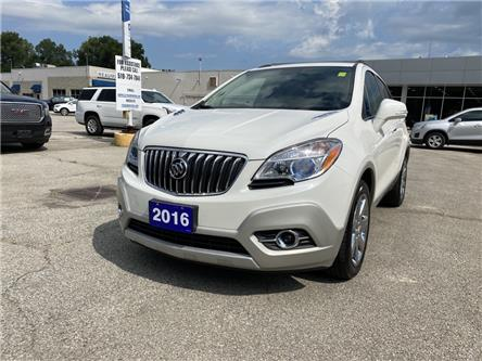 2016 Buick Encore Leather (Stk: L-4346) in LaSalle - Image 1 of 19
