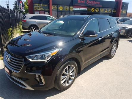 2017 Hyundai Santa Fe XL Ultimate (Stk: 184454) in Toronto - Image 1 of 18