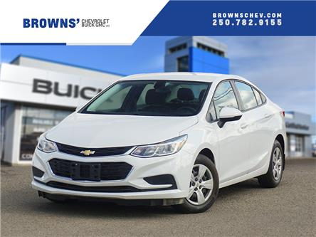 2018 Chevrolet Cruze LS Auto (Stk: 4166AA) in Dawson Creek - Image 1 of 16