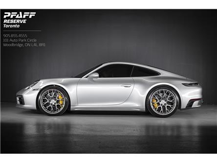 2020 Porsche 911 Carrera 4S (Stk: ) in Woodbridge - Image 1 of 19