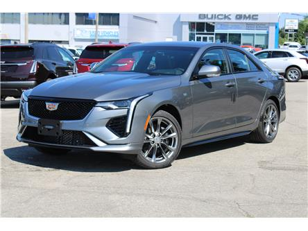 2020 Cadillac CT4 Sport (Stk: 3049426) in Toronto - Image 1 of 29