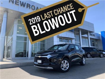 2019 Chevrolet Blazer 2.5 (Stk: S645265) in Newmarket - Image 1 of 26