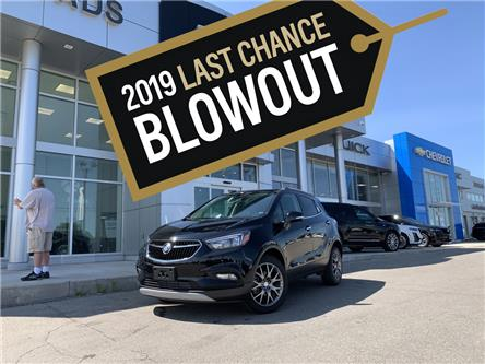 2019 Buick Encore Sport Touring (Stk: B865293) in Newmarket - Image 1 of 25