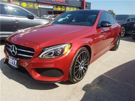 2017 Mercedes-Benz C-Class Base (Stk: 225557) in Toronto - Image 1 of 14