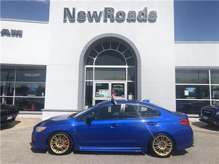 2017 Subaru WRX Base (Stk: 24966P) in Newmarket - Image 1 of 12