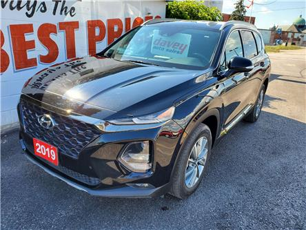 2019 Hyundai Santa Fe Preferred 2.4 (Stk: 20-383) in Oshawa - Image 1 of 15
