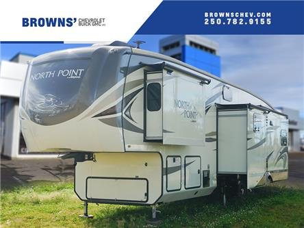 2018 Jayco North Point 377RLBH (Stk: 4512A) in Dawson Creek - Image 1 of 21