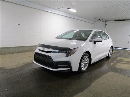 2020 Toyota Corolla SE (Stk: 126914  ) in Regina - Image 1 of 28