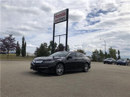 2016 Acura TLX Tech (Stk: P20-018) in Grande Prairie - Image 1 of 20
