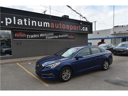 2016 Hyundai Sonata GL (Stk: PP595) in Saskatoon - Image 1 of 24
