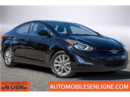 2016 Hyundai Elantra Sport Appearance (Stk: 591388) in Trois Rivieres - Image 1 of 31