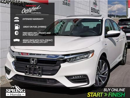 2019 Honda Insight Touring (Stk: H00495) in North Cranbrook - Image 1 of 18
