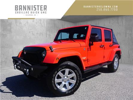 2013 Jeep Wrangler Unlimited Sahara (Stk: 20-360C) in Kelowna - Image 1 of 16