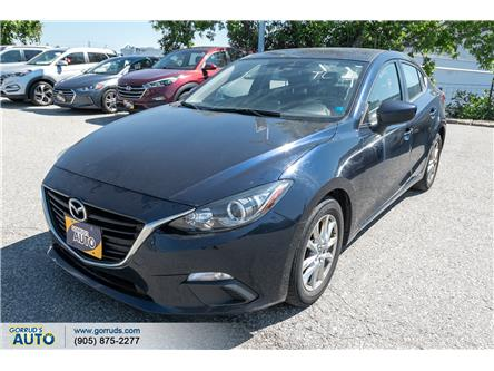 2016 Mazda Mazda3 GS (Stk: 287620) in Milton - Image 1 of 5