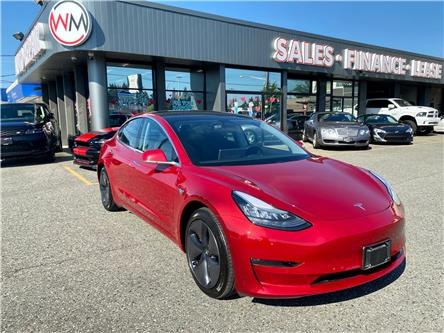 2019 Tesla Model 3 Long Range (Stk: 19-366026) in Abbotsford - Image 1 of 15