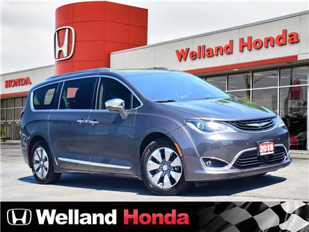 2018 Chrysler Pacifica Hybrid Limited (Stk: U20266) in Welland - Image 1 of 27
