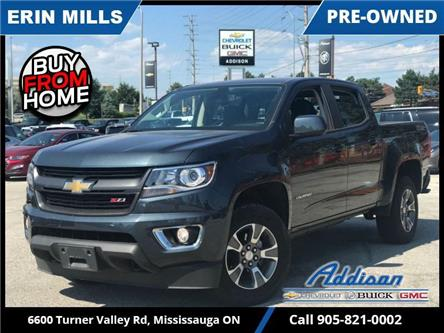 2020 Chevrolet Colorado Z71 (Stk: UM69453) in Mississauga - Image 1 of 20