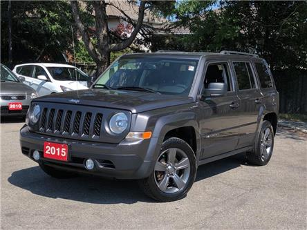 2015 Jeep Patriot High Altitude |LEATHER |SUNROOF |FWD 1 OWNER (Stk: 5713) in Stoney Creek - Image 1 of 17