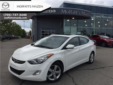 2013 Hyundai Elantra GLS (Stk: 28490) in Barrie - Image 1 of 22