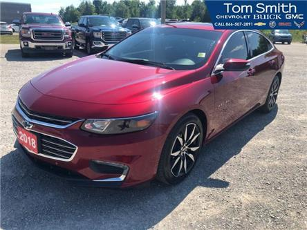 2018 Chevrolet Malibu LT (Stk: 200069AA) in Midland - Image 1 of 8