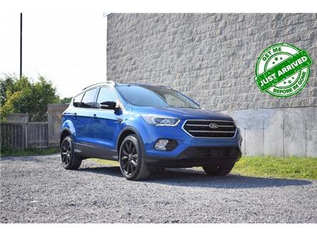 2019 Ford Escape Titanium (Stk: B6115) in Kingston - Image 1 of 25