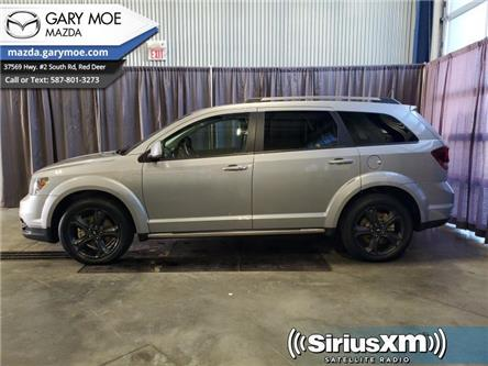 2018 Dodge Journey Crossroad (Stk: MP9802) in Red Deer - Image 1 of 16