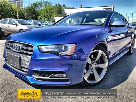 2016 Audi S5 3.0T Technik (Stk: 013440) in Ottawa - Image 1 of 26