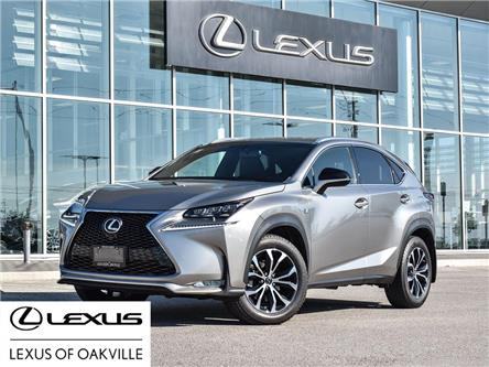 2017 Lexus NX 200t Base (Stk: UC7960) in Oakville - Image 1 of 23