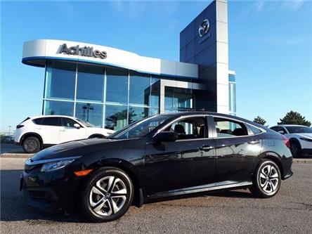 2017 Honda Civic LX (Stk: B8067A) in Milton - Image 1 of 11