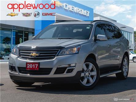 2017 Chevrolet Traverse 1LT (Stk: 102926TN) in Mississauga - Image 1 of 24