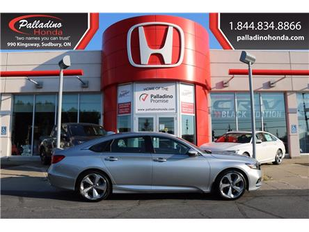 2018 Honda Accord Touring (Stk: U9685) in Sudbury - Image 1 of 33