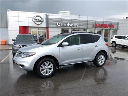 2013 Nissan Murano  (Stk: 8312A) in Chatham - Image 1 of 18