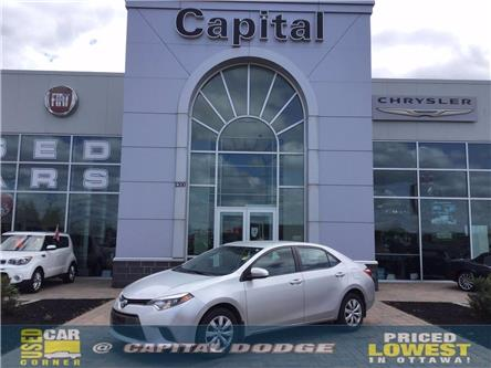 2015 Toyota Corolla LE (Stk: K00328A) in Kanata - Image 1 of 22