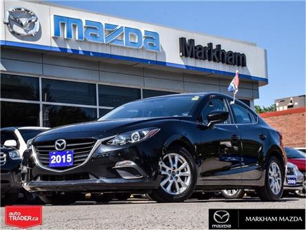 2015 Mazda Mazda3 GS (Stk: P2001) in Markham - Image 1 of 26