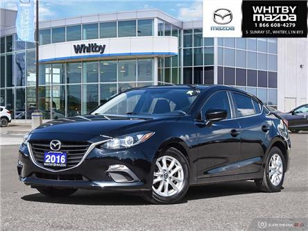 2016 Mazda Mazda3 GS (Stk: 2155A) in Whitby - Image 1 of 27