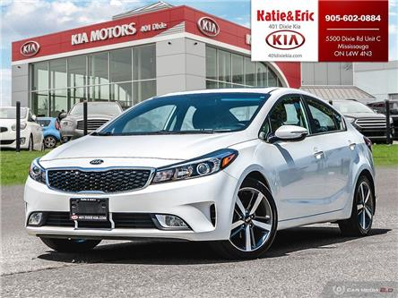 2017 Kia Forte EX (Stk: K3209) in Mississauga - Image 1 of 27