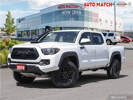 2019 Toyota Tacoma  (Stk: U7023) in Barrie - Image 1 of 25