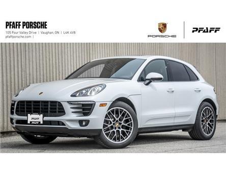 2018 Porsche Macan Sport Edition (Stk: P14126) in Vaughan - Image 1 of 22